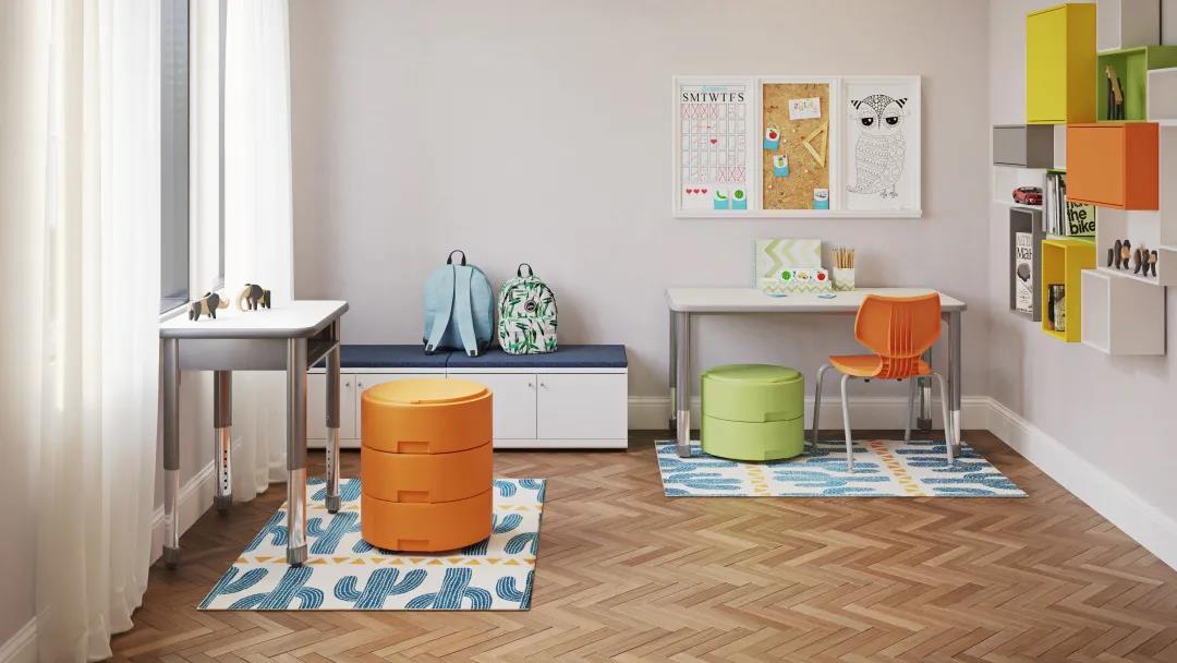 办公家具中的座椅配对,超赞的家具CP组合.jpg